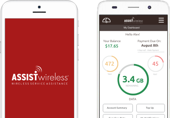 Lifeline Cell Phone | Sales, Service, More | Assist Wireless
